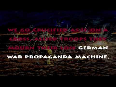Iron Maiden Paschendale (Karaoke)