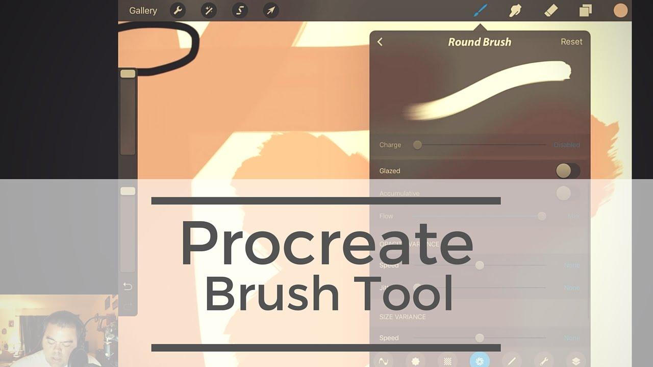 how to make procreate brushes