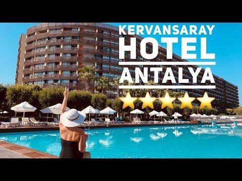KERVANSARAY LARA HOTEL 5⭐️/ANTALYA. TURKEY. October 2019/ОБЗОР ОТЕЛЯ/ VLOG#31