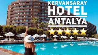 KERVANSARAY LARA HOTEL 5⭐️/ANTALYA. TURKEY. October 2019/ОБЗОР ОТЕЛЯ/ VLOG#31
