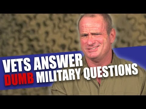 Should You Wear Your Cowboy Hat To Basic Training? | Dumb Military Questions 101