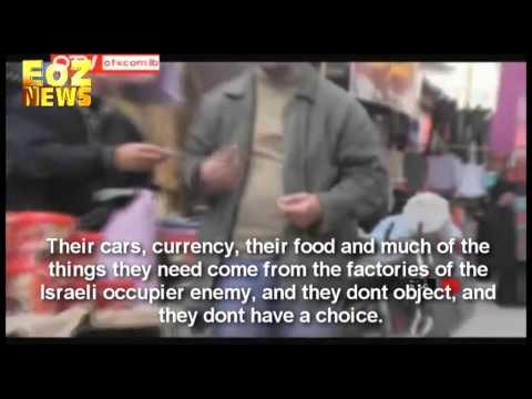 Lebanese TV shows Gaza luxury (EoZNews)