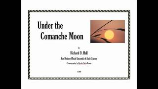 Under the Comanche Moon - Richard D. Hall