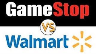 Gamestop Vs Walmart