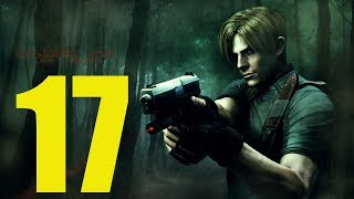 Resident Evil 4 Ultimate HD Edition - Walkthrough Part 17 - Sewers (PC)