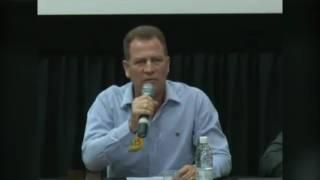 Major Araújo (PRP) participa de debate na UFG e fala sobre Bolsa Arma