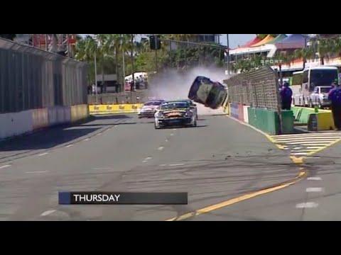 Top 10 Porsche Carrera Cup Australia Crashes