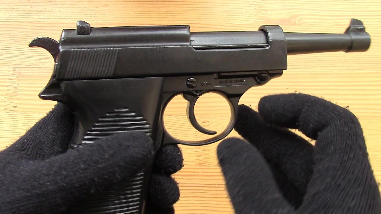 Обзор ММГ Mauser 98k - YouTube