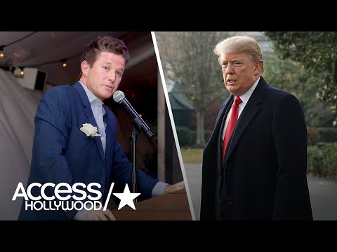 Billy Bush Blasts Trump Over Access Hollywood Tape: