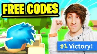 ⚠️ FREE CODES! ROBLOX FORTNITE ISLAND ROYALE | FREE TO PLAY! | Roblox Jailbreak Museum Update! thumbnail