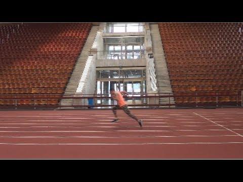 Как быстро пробежать 60 метров за 7 секунд