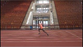 Как очень быстро бегать? Тренировка 60 и 100 метров