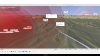 DCS 1.5 - Tacview recording of a Wild Weasel Mission