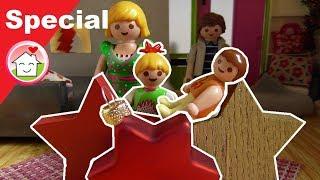 Playmobil DIY  Pimp my PLAYMOBIL : Winter in der Luxusvilla von Familie Hauser