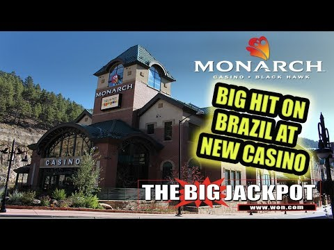 Raja has a BIG HIT on BRAZIL at the NEW MONARCH CASINO - The Big Jackpot - 동영상