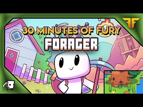 FORAGER Pre-Release - 30 Minutes of Fury