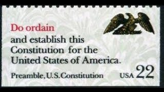 Ordain & Establish this Constitution - Preamble to the Constitution - Save Our Republic! #48