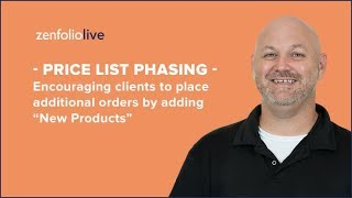 Price list Phasing - How to encourage clients to place additional orders  - Zenfolio Live E111
