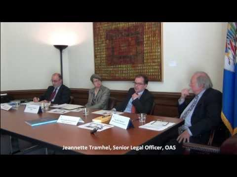 Inter-organizational Collaboration for the Advancement of Private Int. Law (Jeannette Tramhel)