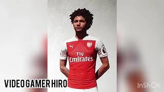Fifa 20 Arsenal Players Faces Exclusif