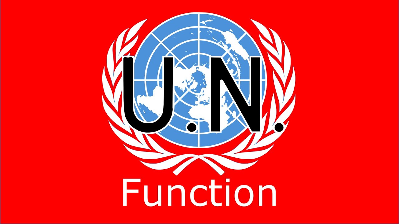 Function of the United Nations thumbnail