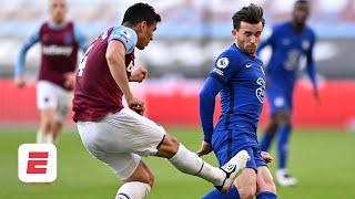 West Ham vs. Chelsea reaction: Did Fabian Balbuena deserve his red card? l ESPN FC
