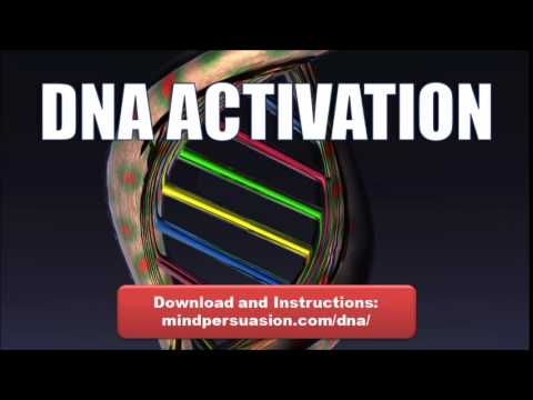 DNA Activation   Unleash Your Full Genetic Power   Evolve Into Your Higher Self