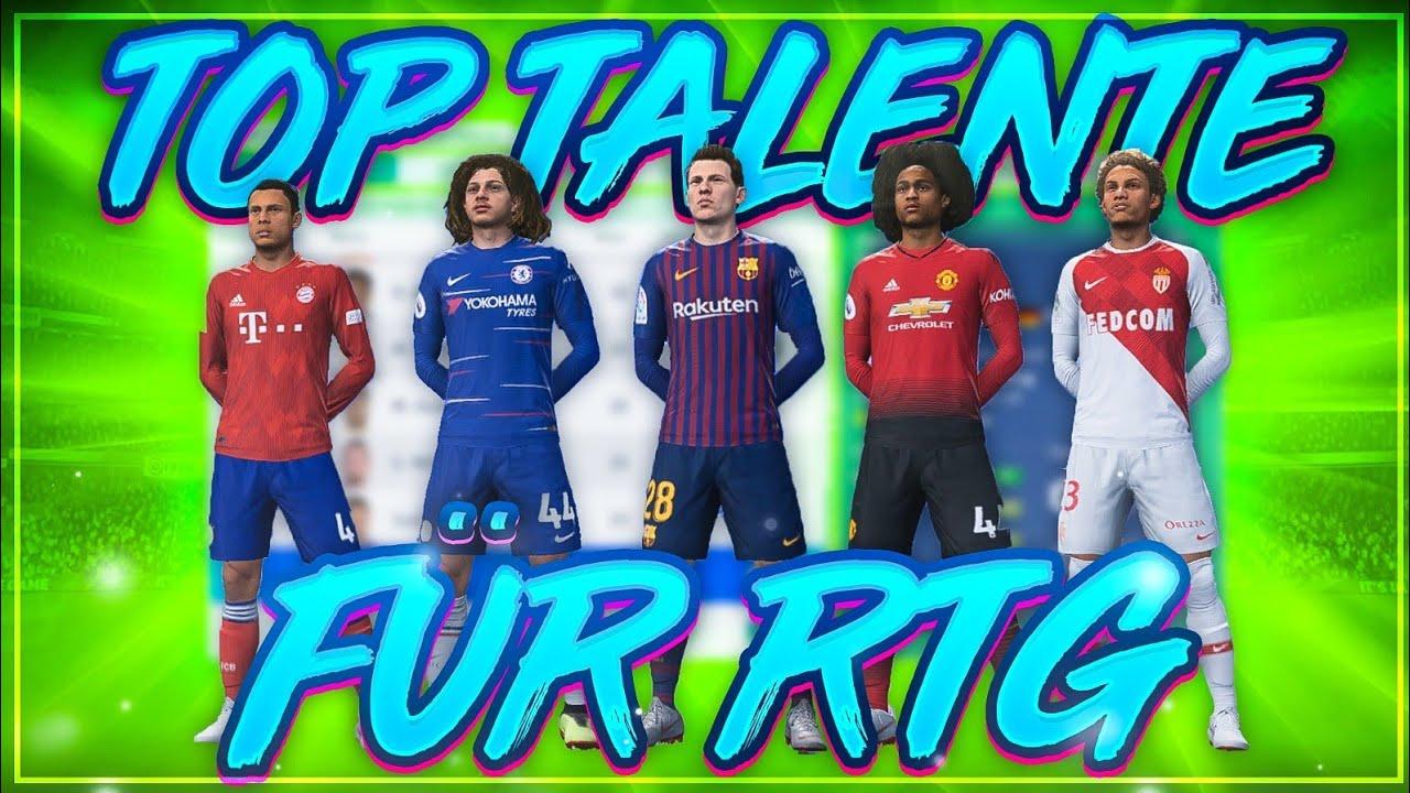 Beste Talente Fifa 19