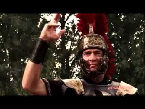 Rome Series Mark Antony arrives In Egypt - YouTube