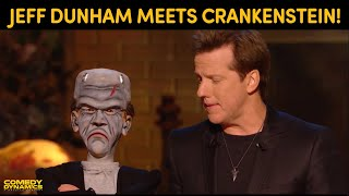 Jeff Dunham Meets Spooky Old Crankenstein!