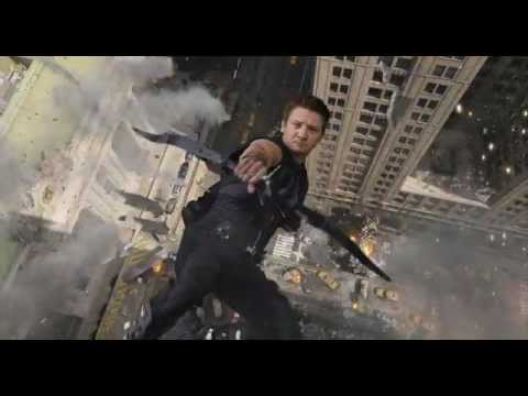 Marvel's The Avengers - Official Trailer...
