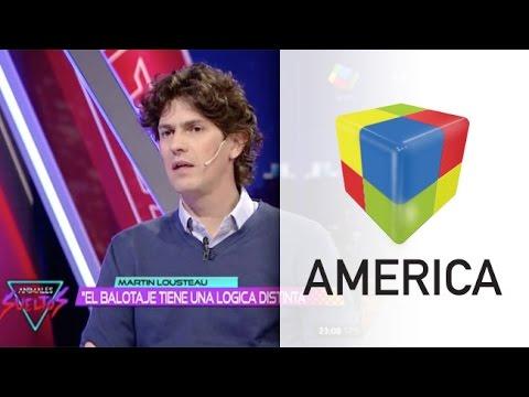 Lousteau y el balotaje: Después de 12 años es buena la alternancia