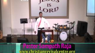 Grace Cover! by Pastor Sampath Raja, Christian Revival Centre Thomastown, Vic 3074