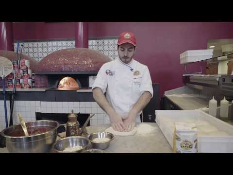 How To Make Neapolitan Pizza - Ft. Caputo