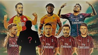 AC Milan transfer rumours: who can join and who can leave