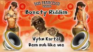 Boasty Riddim Mix