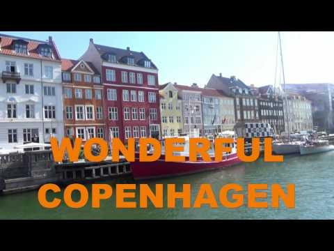 Copenhagen Denmark Part 3 (Amalienborg, Frederiks Kirke, Rosenborg, Opera)