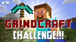 Diamond Gear! GrindCraft Challenge, Poki Walkthrough