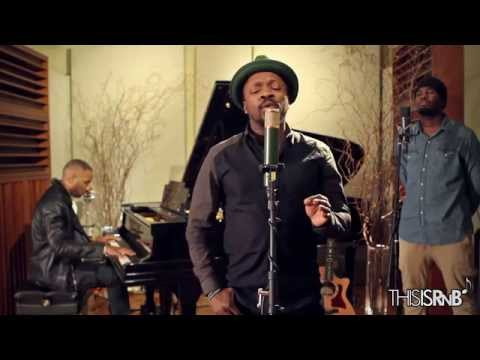 Anthony Hamilton Performs Home For The Holidays Acoustic