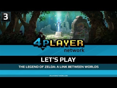 The Legend of Zelda A Link Between Worlds #3 | Exploring Kakariko Village - The Birds and the Bees