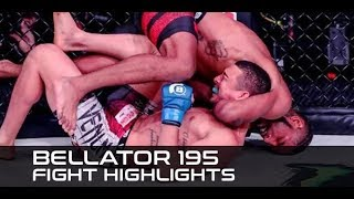 Video Bellator 195 Fight Highlights: Darrion Caldwell Chokes Out Leandro Higo download MP3, 3GP, MP4, WEBM, AVI, FLV Juli 2018