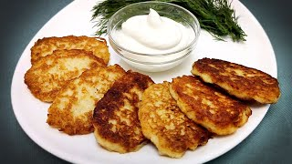 Драники | Драники из картошки - Семейные рецепты от ПроСто Смак