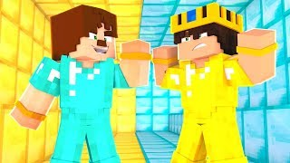 EN ESKİ HARİTA - Gold vs Diamond (Minecraft Parkur)