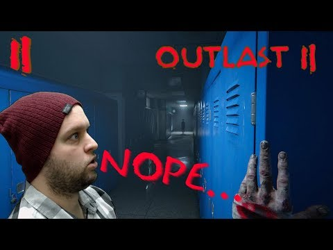 We Have a Friend! Just Kidding, He's Dead! - Outlast 2 - Gameplay [#02]