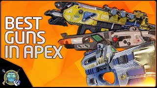 Best Weapons 2019 (Apex Legends Tier List)(Outdated)