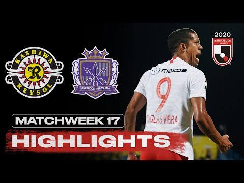Kashiwa Hiroshima Goals And Highlights