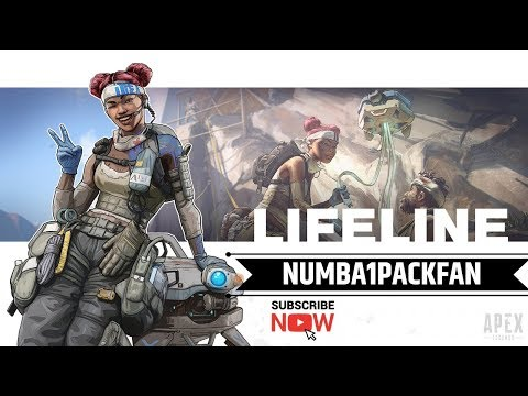 APEX LEGENDS PS4 HIGHLIGHTS #2
