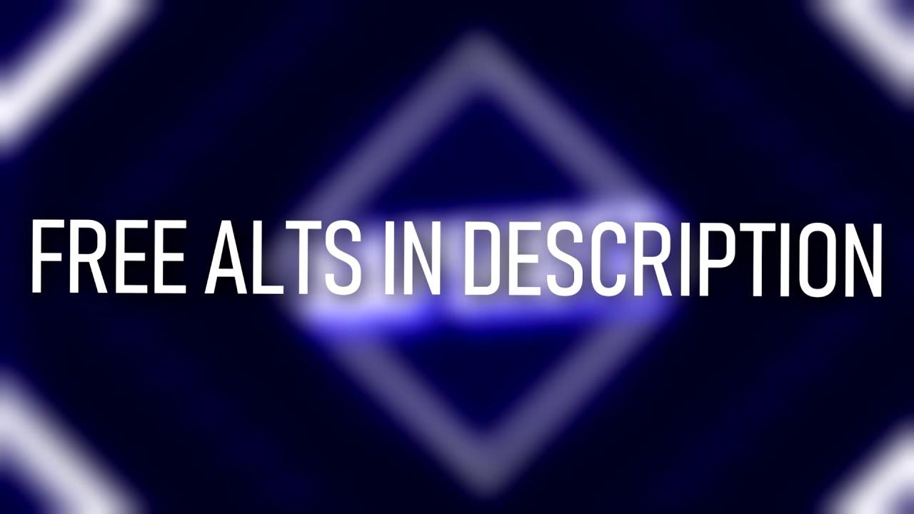 KapShotz FREE MINECRAFT ALTS #1! READ DESCRIPTION!