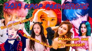 Download 2019 Kpop Predictions Blackpink Album Big Hit S New Group