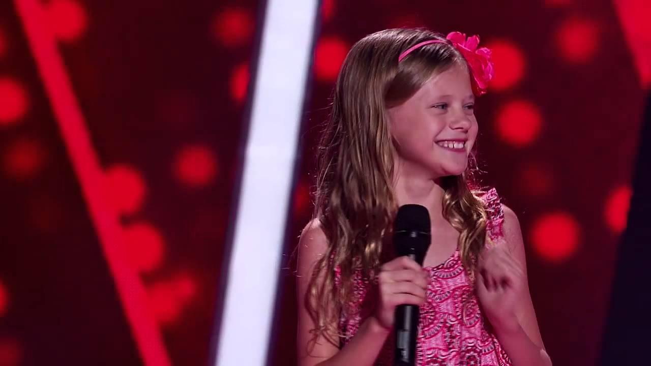 olivia sings roar the voice kids australia 2014 youtube